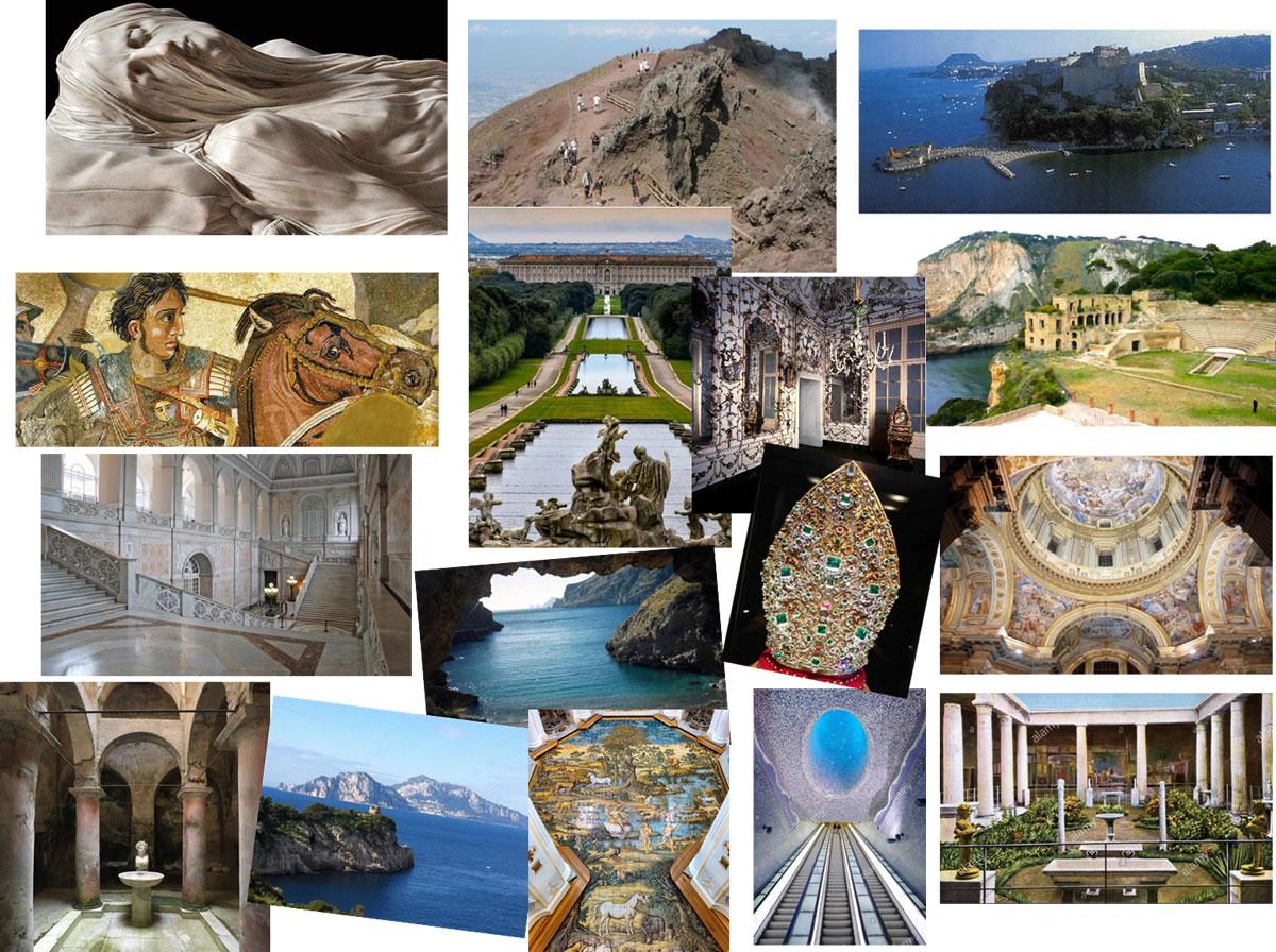 discover Naples area